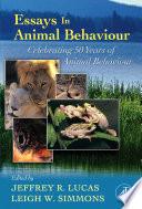 Essays in Animal Behaviour