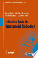 Introduction to Humanoid Robotics Book