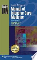 Irwin   Rippe s Manual of Intensive Care Medicine