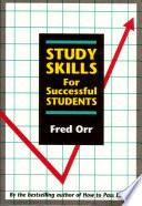 Study Skills For Successful Students PDF