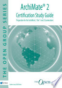 ArchiMate   2 Certification Study Guide Book