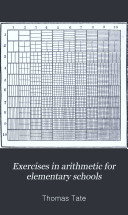Exercises in Arithmetic for Elementary Schools