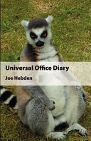 Universal Office Diary
