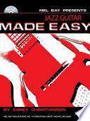 Jazz Guitar Made Easy Book