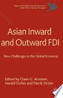 Asian Inward and Outward FDI