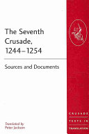 The Seventh Crusade  1244 1254