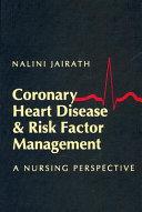 Coronary Heart Disease   Risk Factor Management