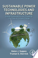 Sustainable Power Technologies and Infrastructure