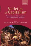 Varieties of Capitalism Pdf/ePub eBook