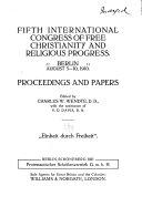 Proceedings of the Thirteenth Congress  Amsterdam  July 19th 24th  1949 Book