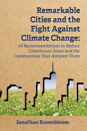 Remarkable Cities and the Fight Against Climate Change