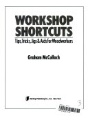 Workshop Shortcuts