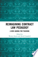 Reimagining Contract Law Pedagogy