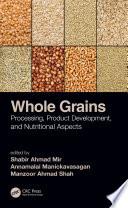 Whole Grains Book