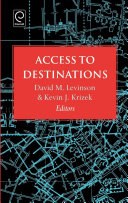 Access to Destinations