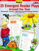 25 Holiday   Seasonal Emergent Reader Mini Books Book