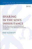 Sharing in the Son's Inheritance Pdf/ePub eBook