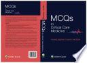 MCQS in Critical Care Medicine Book