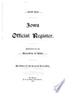 The Iowa Official Register