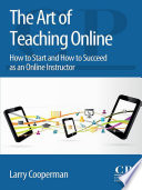 The Art Of Teaching Online Book PDF
