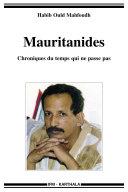 Pdf Mauritanides. Chroniques du temps qui ne passe pas Telecharger