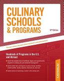 Peterson's Culinary Schools & Programs