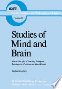 Studies of Mind and Brain