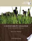 A Sustainability Challenge