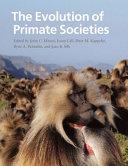 The Evolution of Primate Societies [Pdf/ePub] eBook