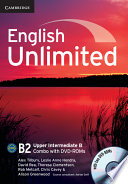 English Unlimited Upper Intermediate B Combo With Dvd Roms 2