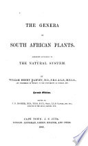 The General of South African Plants