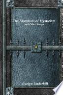 The Essentials of Mysticism Book