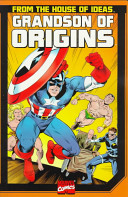 Grandson of Origins of Marvel Comics