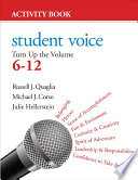 Student Voice Book