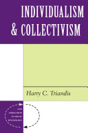 Pdf Individualism And Collectivism Telecharger