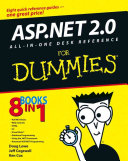 ASP NET 2 0 All In One Desk Reference For Dummies