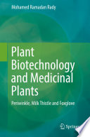 Plant Biotechnology and Medicinal Plants Book