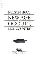 New Age  the Occult  and Lion Country