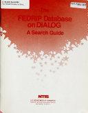 The Fedrip Database On Dialog
