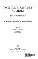TSWNTIETH CENTURY AUTHORS
