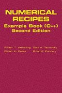 Numerical Recipes Example Book (C++)