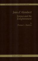 Jean D'alembert-Science