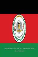 Unforgettable 15 december 2013 Civil War South Sudan