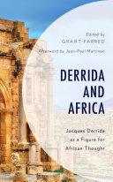 Derrida and Africa
