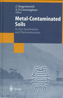 Metal Contaminated Soils