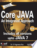 Core Java  An Integrated Approach  Covers Concepts  programs and Interview Questions w CD