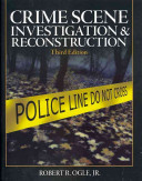 link to Crime scene investigation and reconstruction in the TCC library catalog