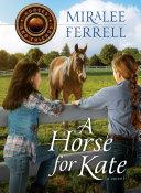 A Horse for Kate [Pdf/ePub] eBook