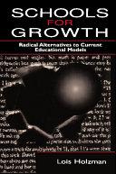 Schools for Growth Pdf/ePub eBook