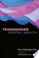 Transgender Mental Health Book